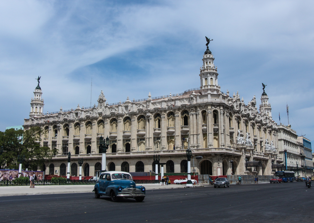 Bild von einem Gebäude
