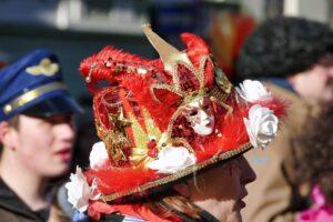 karnevalisischer Hut