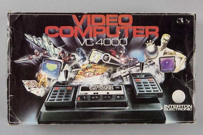 Bild von einer Verpackung eines Computerspiels