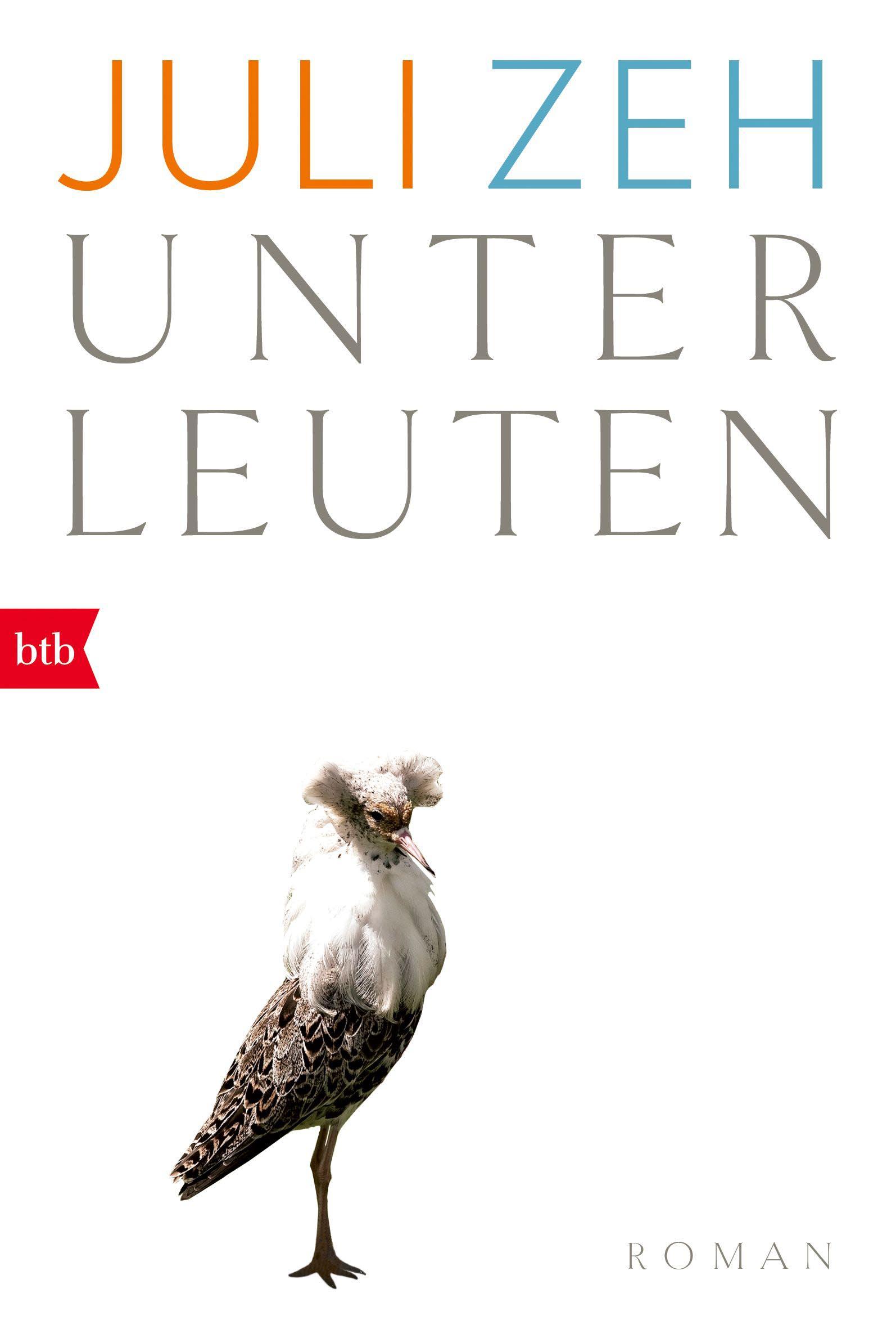 Buchcover mit Vogel