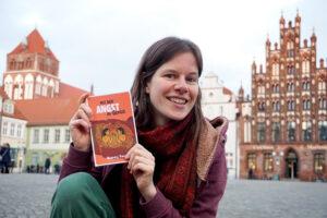 Gabriele Finck und ihr Buch